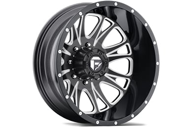 Chevy Silverado Fuel Throttle Dually Wheels