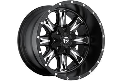 Ford Ranger Fuel Throttle Wheels