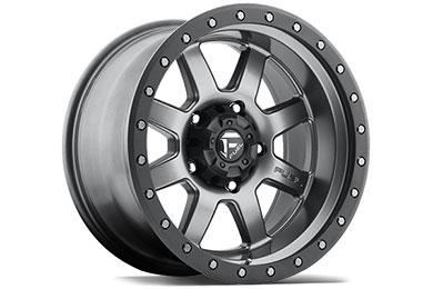 Jeep Wrangler Fuel Trophy Wheels