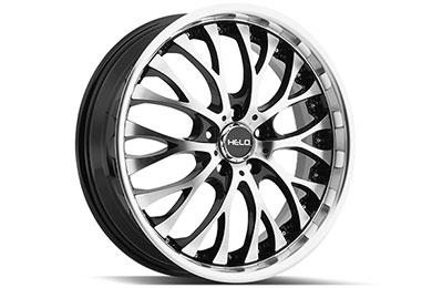 Audi R8 HELO HE890 Wheels