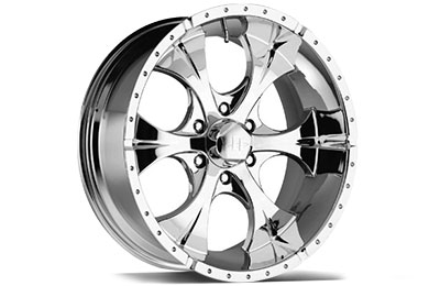 Ford Mustang HELO HE791 MAXX Wheels