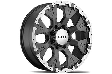 Ford F-250 HELO HE878 Wheels