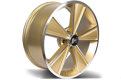 Hurst Dazzler Wheels