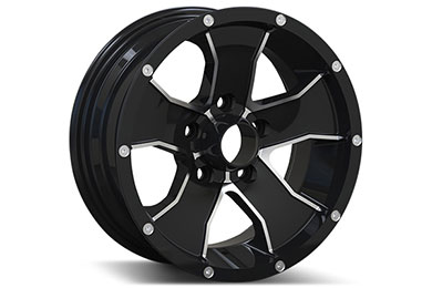 Volkswagen Eos Ion Alloy Style 14 Trailer Wheels