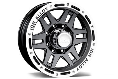 Ion Alloy 133 Wheels