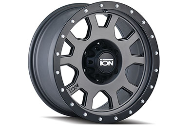 Ion Alloy 135 Wheels