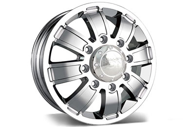 Ion Alloy 166 Dually Wheels