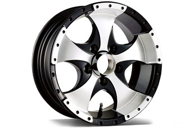 Ion Alloy Style 136 Trailer Wheels