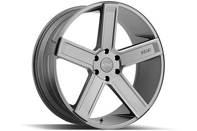 Dodge Charger KMC KM702 Deuce Wheels