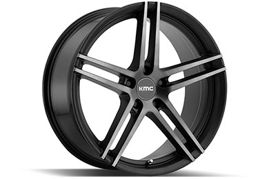 Dodge Charger KMC KM703 Monophonic Wheels
