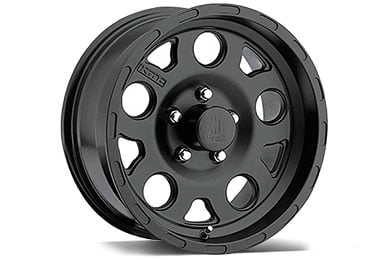 XD Series 122 Enduro Matte Black Wheels