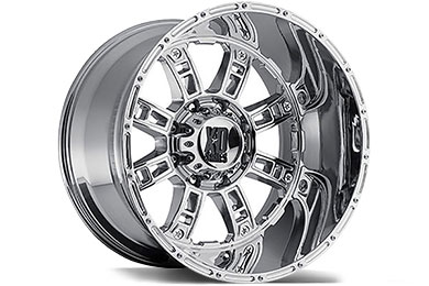 XD Series 809 Chrome Wheels
