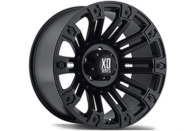XD Series 810 Satin Black Wheels