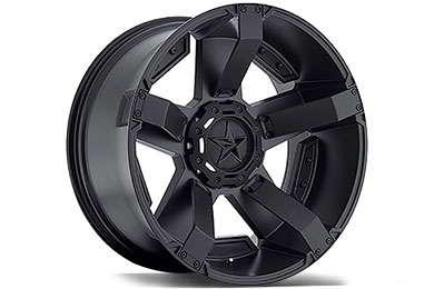 XD Series 811 RS2 Matte Black Wheels