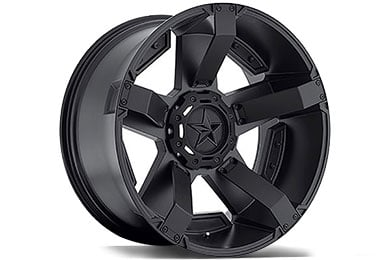 kmc xd series XD811 rs2 matte black