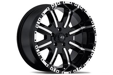 ko offroad 808 dirty harry utv wheels