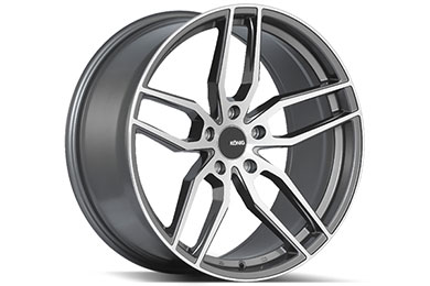 Volkswagen Eos Konig Interform Wheels