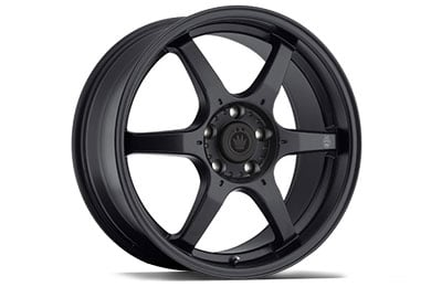 Volkswagen Jetta Konig Backbone Wheels
