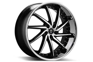 Chevy Silverado Lexani Artemis Wheels