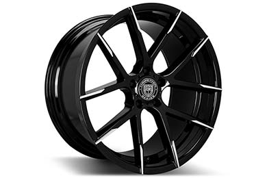 Dodge Charger Lexani Stuttgart Wheels