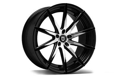 Audi R8 Lexani CSS-15 Wheels