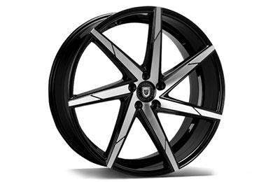 Audi R8 Lexani CSS-7 Wheels