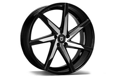 Volkswagen Eos Lexani CSS-7 Wheels