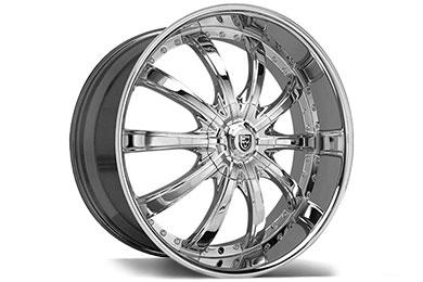 Lexani LSS-10 Chrome Wheels