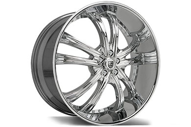 Lexani LSS-55 Chrome Wheels