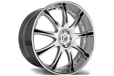 Lexani LX-9 Chrome Wheels