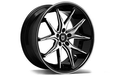 Volkswagen Eos Lexani R-Twelve Wheels