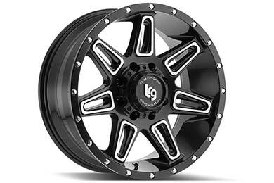 LRG 117 Burst Wheels