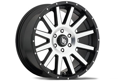 LRG Rims LRG107 Wheels