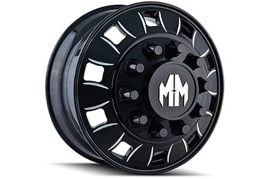 Mayhem Big Rig Dually Wheels