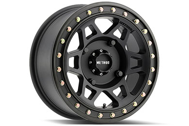 Jeep Wrangler Method 405 UTV Beadlock Wheels