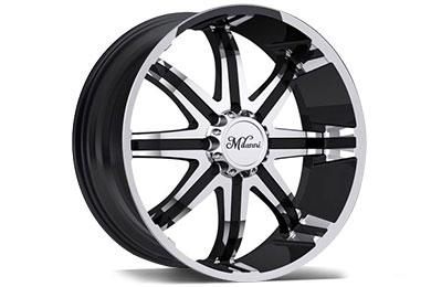 milanni 446 kool whip 8 wheels