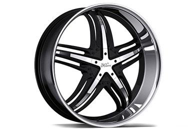 milanni 457 force wheels
