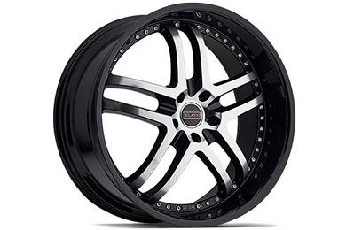 Audi R8 Milanni 9012 Kapri Wheels