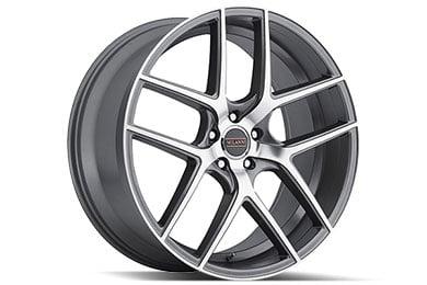 Volkswagen Eos Milanni 9052 Tycoon Wheels