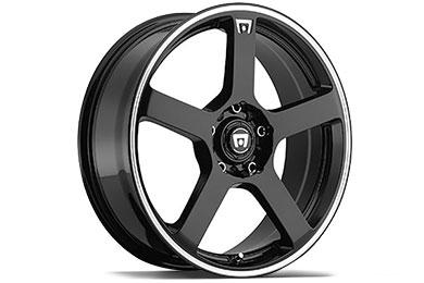 Audi R8 Motegi Racing MR116 Wheels
