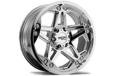 Moto Metal MO960 Chrome Wheels