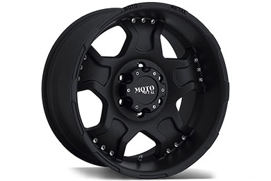 Moto Metal MO957 Matte Black Wheels