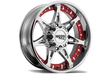 Toyota Tacoma Moto Metal MO961 Chrome Wheels