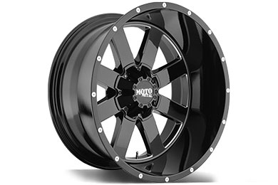 Toyota Tacoma Moto Metal MO962 Gloss Black Wheels