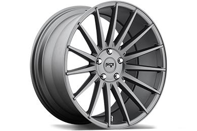 Volkswagen Eos Niche Form Wheels