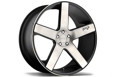 Dodge Charger Niche Milan Wheels