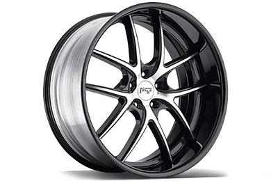Audi R8 Niche Targa Wheels