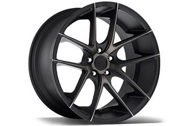 Volkswagen Eos Niche Targa Wheels