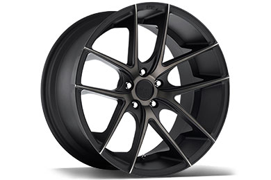 Dodge Charger Niche Targa Wheels