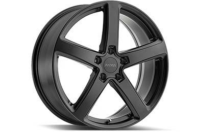 Audi R8 Petrol P2A Wheels